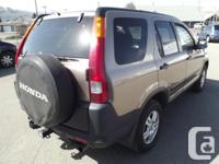 Make Honda Model CR-V Year 2003 Colour Majave Mist