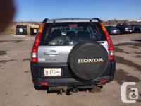 Make Honda Model CR-V Year 2003 Colour SILVER kms