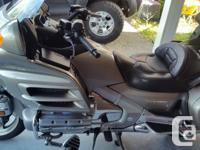Make Honda kms 48000 I have a 2003 Honda Goldwing in