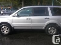 Make Honda Model Pilot Year 2003 Colour Grey kms