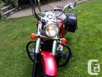 Make Honda Year 2003 kms 40750 Nice bike runs