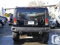 Make Hummer Model H2 Year 2003 Colour Black kms 225916