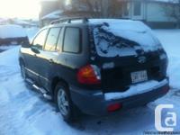 03 Santa Fe Hyundai, good deal, starts, runs, lots of