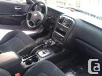 Make Hyundai Model Sonata Year 2003 Colour Silver kms