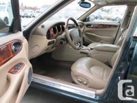 Make Jaguar Model XJ8 Year 2003 Colour ASPEN GREEN kms
