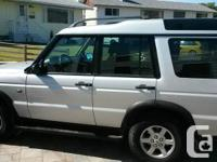Make Land Rover Model Discovery Year 2003 Colour