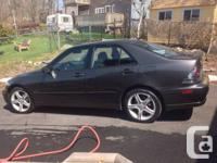2003 IS Lexus 300 in very good condition ,original