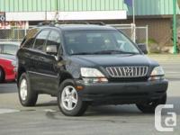 2003 Lexus RX 300 4WD  Year:2003 Make:Lexus Model:RX