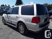 Make Lincoln Model Navigator Year 2003 Colour Grey kms