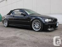 Listing my 2003 M3 for sale, looking to get into a