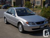 2003 Mazda Protege. Automatic. 122,xxxkms only!! great