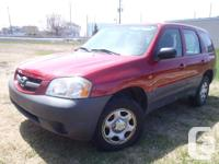 2003 Mazda Tribute   3.0l V6, Automatic, with Air