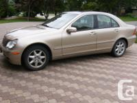 Make. Mercedes-Benz. Model. C300. Year. 2003. Colour.