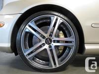 Make Mercedes-Benz Model CLK-Class Year 2003 Colour