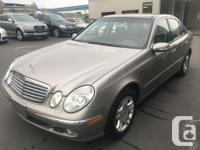 Make Mercedes-Benz Model E320 Year 2003 Colour Pewter