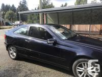 Make Mercedes-Benz Model C230 Year 2003 Colour Blue