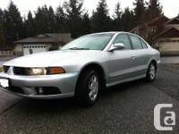 Make Mitsubishi Model Galant Year 2003 Colour silver for sale  British Columbia