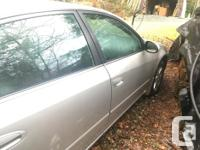 Make Nissan Model Altima Year 2003 Colour grey kms