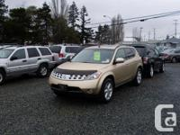 2003 Nissan Murano SE top of the line 6 cilinder