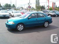 4 cylinder,  automatic transmission, air conditioning,