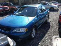Make Nissan Model Sentra Year 2003 Colour Blue kms