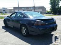 Make Pontiac Model Grand Prix Year 2003 Colour Blue