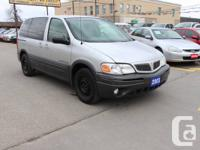 Khyber Motors LTD  2003 Pontiac Montana  TO SEE MORE
