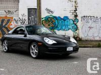 Not many around like this 2003 Porsche 911 Carrera with