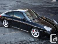 Make Porsche Model 911 Carrera Year 2003 Colour Black
