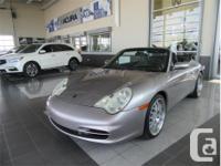 Make Porsche Model 911 Year 2003 Colour Silver kms