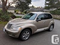 Make Chrysler Model PT Cruiser Year 2003 Trans
