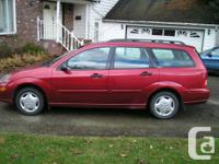 2003 Ford Focus Station Wagon SE gently-driven with
