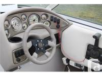 This 2003 Reinell 240C 5.0L Volvo Penta Carb V8 is a