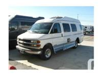 2003 Roadtrek 200 functional. 21 feet. 6.0 L., 87,000