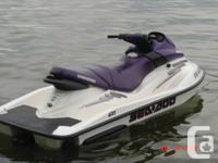 2003 Seadoo GTI (718cc) with opposite and less than 90