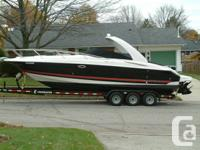 2003 Monterey Boats 298 Sports Cruiser SC. COST