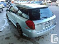 Make Subaru Model Legacy Wagon Year 2003 Colour Silver