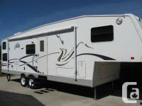 2003 Thor Jazz 2780 BH Fifth Tire.  $12,000.00 obo.