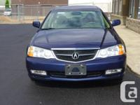 WOW reduced KM's 2003 ACURA TL TYPE S inexpensive