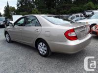 Make Toyota Model Camry Year 2003 Colour Brown kms