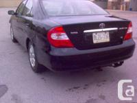 2003 Toyota Camry V6 for PARTS SIMPLY! For DISMANTLE