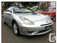 Click to view the details: 2003 Toyota Celica GT coupe