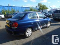 Make Toyota Model Echo Year 2003 Colour Blue kms