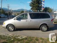 2003 Toyota Sienna (GRAY). BAD, PAST FORECLOSURE, NEW
