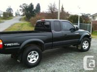 2003 Toyota tacoma extended cab SR5 with TRD $9300 OBO