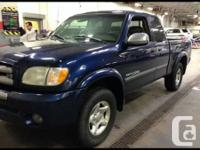 AUTO,FULLY LOADED, LEATHER, CROW CAP, BLUE, FOG LAMP,