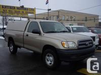 Khyber Motors ltd 2003 Toyota Tundra  Specifications