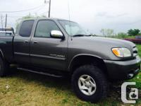 2003 Toyota Tundra SR5, very clean, Good condition,