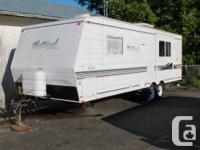 Iam marketing my 2003 west wind trip trailer (WT265),