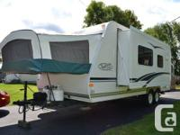 Bantam B22s Hybrid camper. This individual is small van